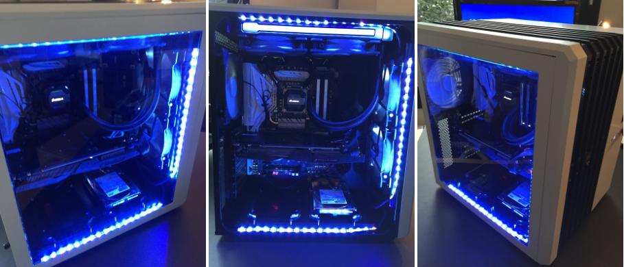 Batttlebox LED white