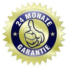 24 Monate Garantie Bring-In