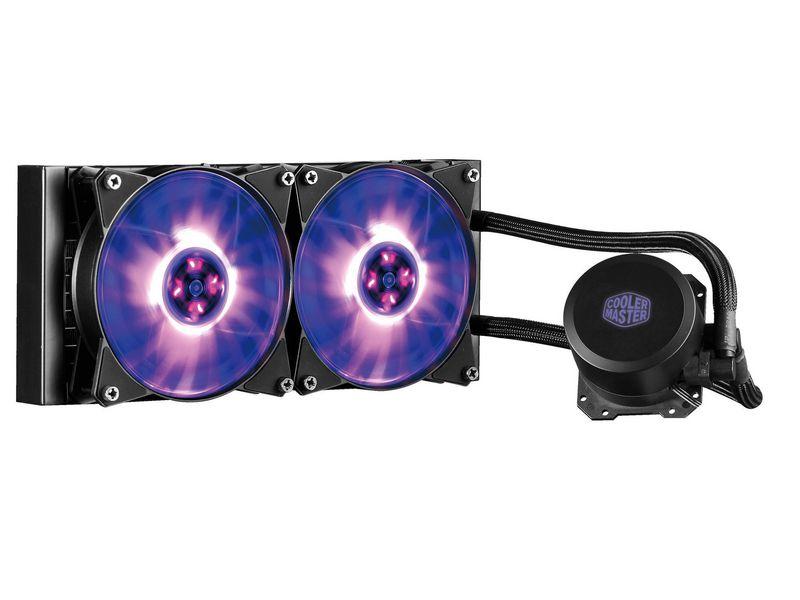 Cooler Master Wasserkühlung ML240L RGB