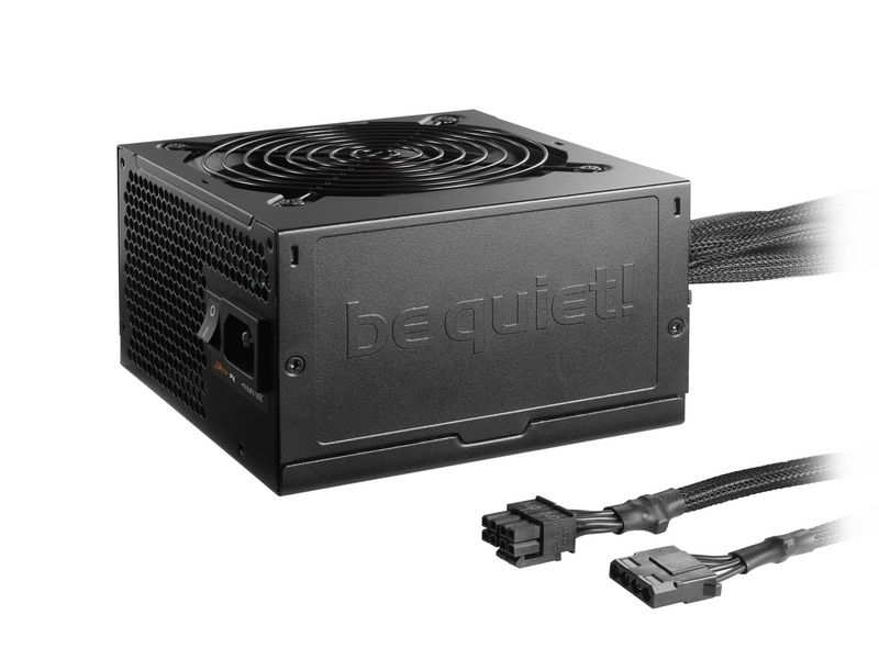 be quiet! Netzteil System Power B9 600 W Bulk