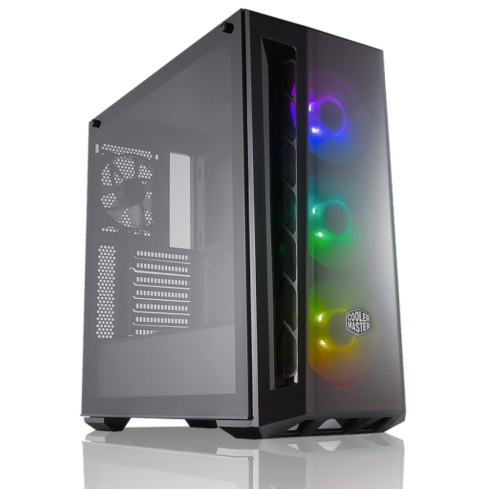 Cooler Master PC-Gehäuse MasterBox MB520 RGB