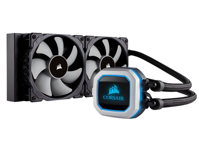 Corsair Wasserkühlung Hydro Series H100i Pro RGB