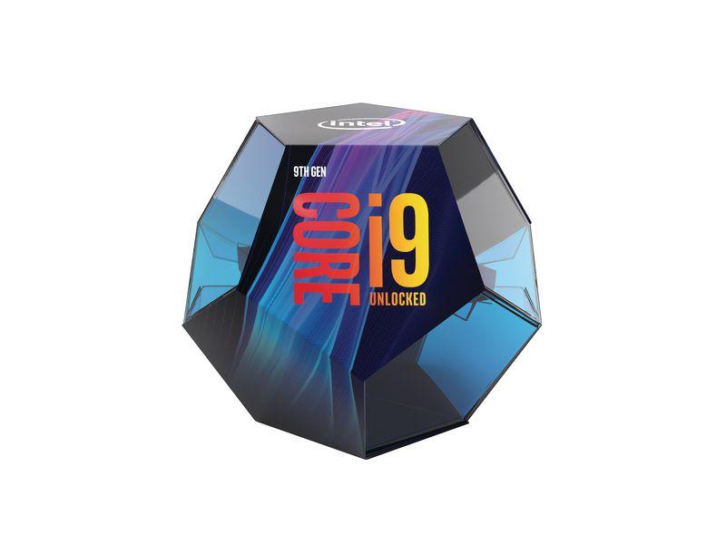 Intel CPU Core i9-9900K